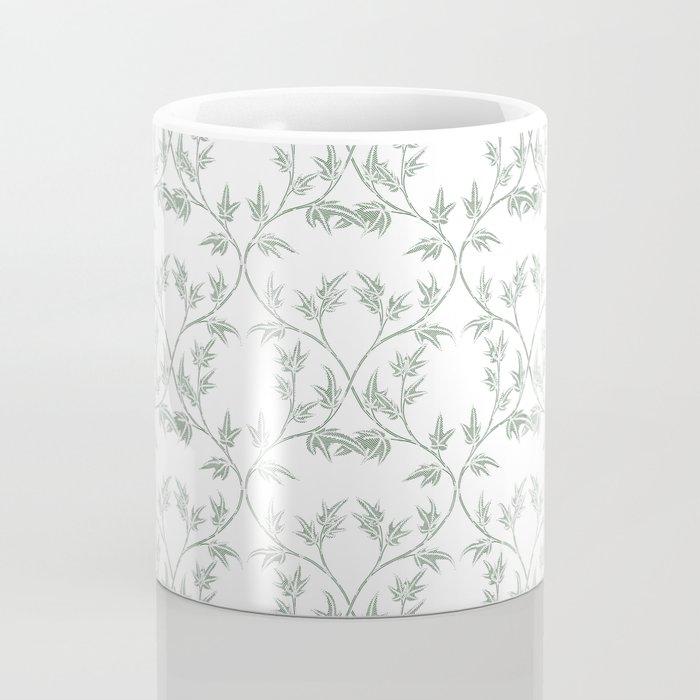 Ivy pattern Coffee Mug