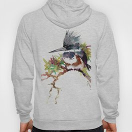Belted Kingfisher Hoody