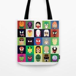Sp1derman & Co Tote Bag