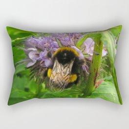 Bee Friends #2 Rectangular Pillow