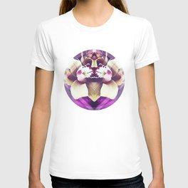 Velvet Purple Orchid T-shirt