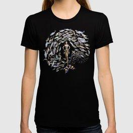 Mermaid in Monaco T-shirt