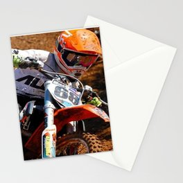 Racing Home Stationery Cards