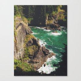 Hearts Cove Canvas Print