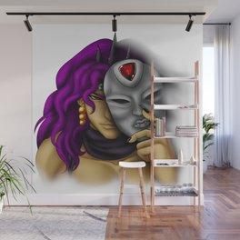 Kars Mask Wall Mural