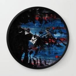 To This Day Wall Clock