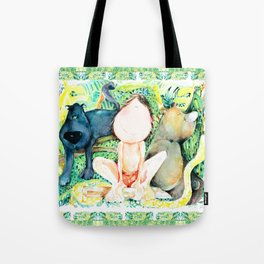 My Jungle BOOK Tote Bag