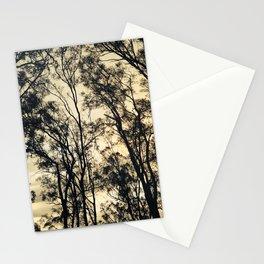 Peeking Through The Trees Stationery Cards