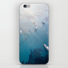 Aegean Sea, Greece iPhone Skin