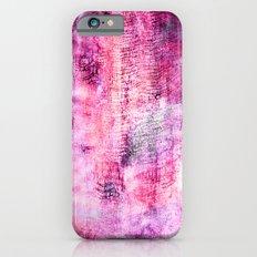 Blueberry icecream Slim Case iPhone 6