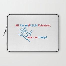 ASUM Volunteer Laptop Sleeve