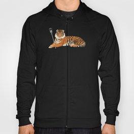 Lacrosse Tiger Hoody
