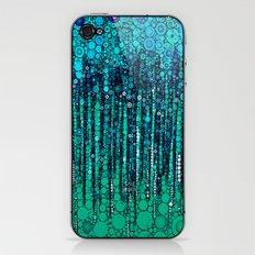 :: Blue Ocean Floor :: iPhone & iPod Skin