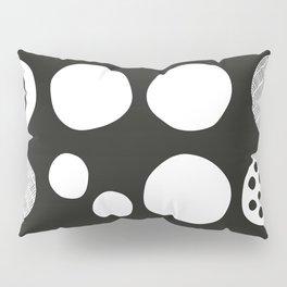 Confetti (B&W) Pillow Sham