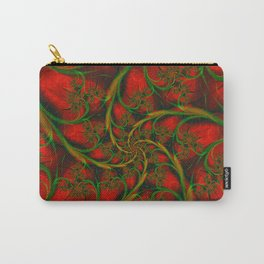 Rose Vines Carry-All Pouch