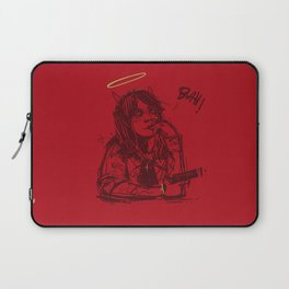Blah Laptop Sleeve