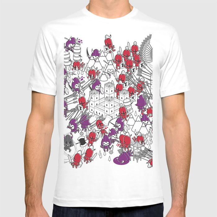 The Great Battle of 1211 T-shirt