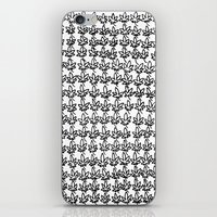weed iPhone & iPod Skins featuring Weed by Geryes