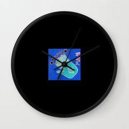 THE REAL 1 Wall Clock