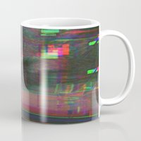 urban Mugs featuring Urban by Jane Lacey Smith