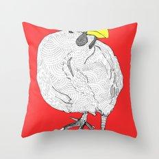 ChickChick Throw Pillow