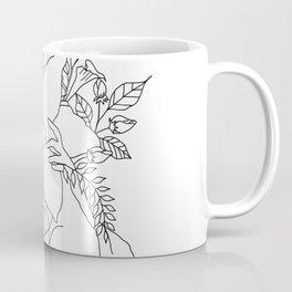 Blossom Hug Kaffeebecher
