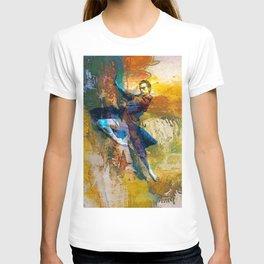 Abstract Dancer T-shirt