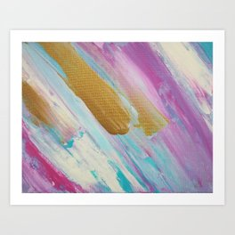 Winds of Gold Art Print