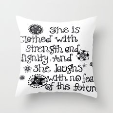 Madison Throw Pillow