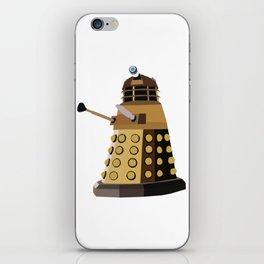 Dalek iPhone Skin