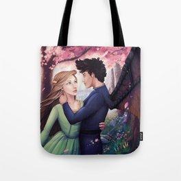 Flowerborn Tote Bag