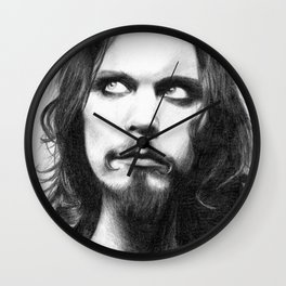 This is not Jesus but actually might be Wall Clock