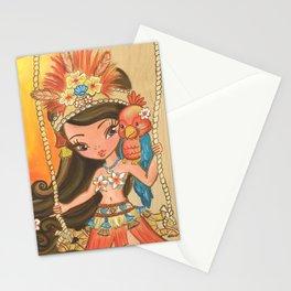 Luau Lulu Stationery Cards