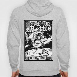 Space Police Bettie Hoody