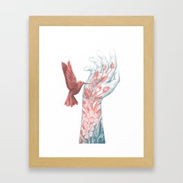Tattoo III Framed Art Print