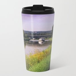 canal boatman Travel Mug