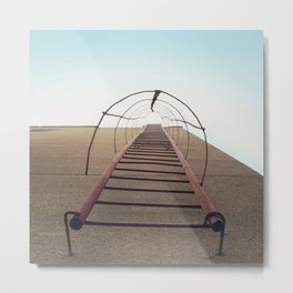 Stairs to infinity Metal Print