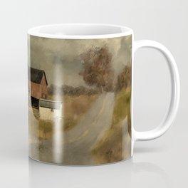 The Coming On Of Winter Coffee Mug