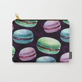 Glam Macarons Carry-All Pouch