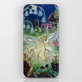 Fairy Ball iPhone Skin