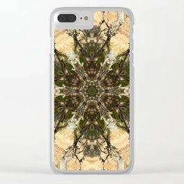 Ch'in Pacha Clear iPhone Case