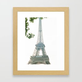 Effiel Tower Framed Art Print