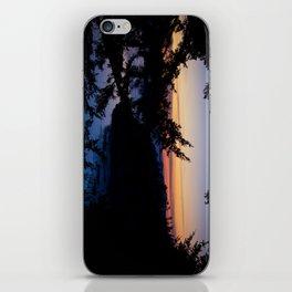 Deception Pass Sunset iPhone Skin