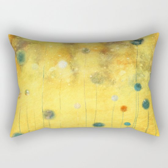 Up...Into the Unknown... Rectangular Pillow