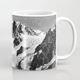 Existing Alpine Glacier Coffee Mug