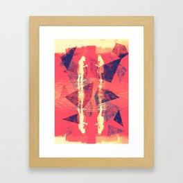 Summers Ago Framed Art Print