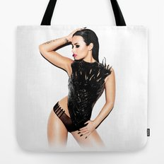 Demi's confidence Tote Bag