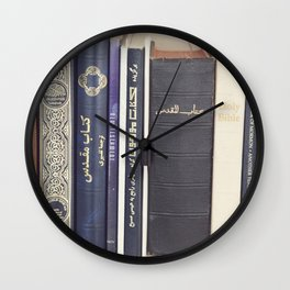 Coexisting Wall Clock