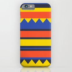 Triangles Jungle Slim Case iPhone 6s
