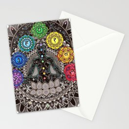 Aligned Stationery Cards